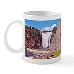 Montmorency Falls Quebec City Mug