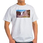 Montmorency Falls Quebec City Light T-Shirt