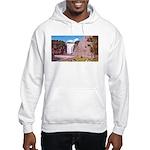 Montmorency Falls Quebec City Hooded Sweatshirt