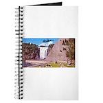 Montmorency Falls Quebec Sign Journal