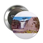 Montmorency Falls Quebec Sign Button