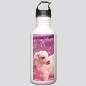 Baby Goat Whitey Stainless Water Bottle 1.0L