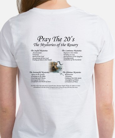 Our Lady of the Rosary Women's T-Shirt