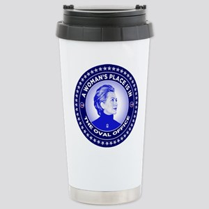 A Woman's Place is in the Oval Office Mugs
