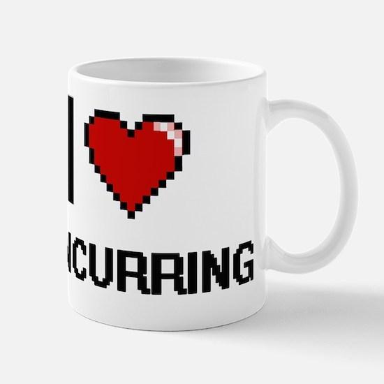Cute Consonant Mug