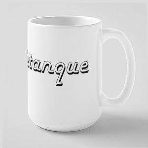 Petanque Classic Retro Design Mugs