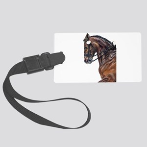 Dressage Large Luggage Tag