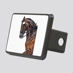 Dressage Rectangular Hitch Cover