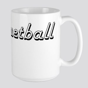 Racquetball Classic Retro Design Mugs