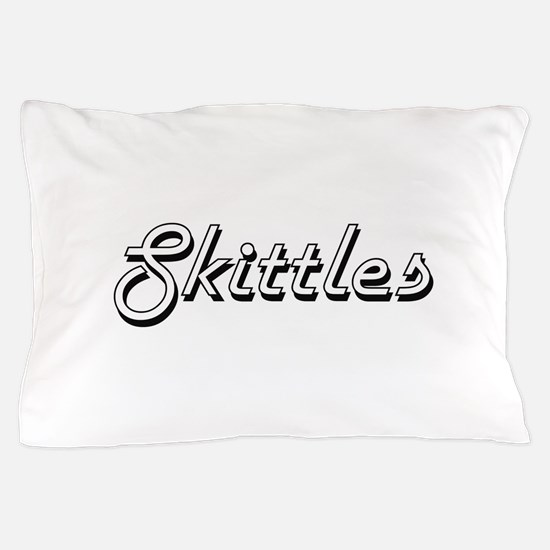 Skittles Classic Retro Design Pillow Case