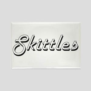 Skittles Classic Retro Design Magnets