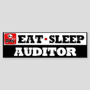 Auditor Sticker (Bumper)