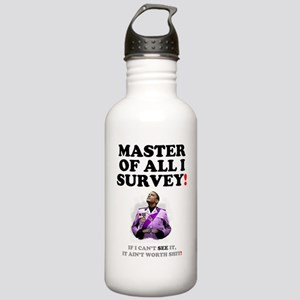 OBAMA - MASTER OF ALL Stainless Water Bottle 1.0L