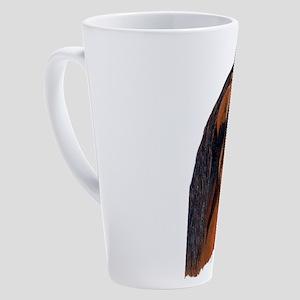 arabian iii 17 oz Latte Mug