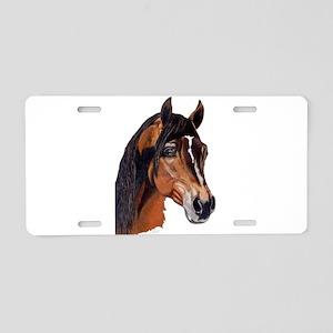 arabian iii Aluminum License Plate