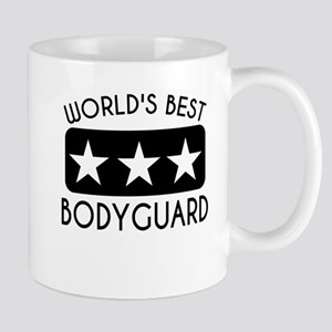 Worlds Best Bodyguard Mugs