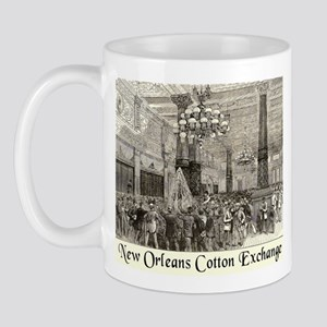 New Orleans Cotton Exchange Mug