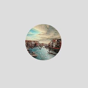 Venice Mini Button