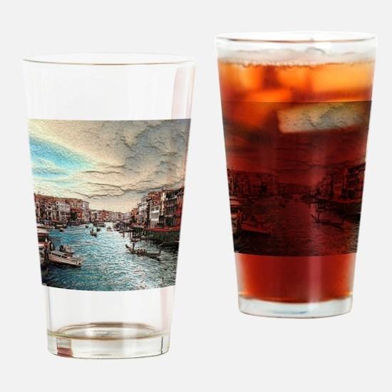 Venice Drinking Glass