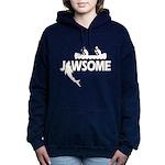 Jawsome Women's Hooded Sweatshirt