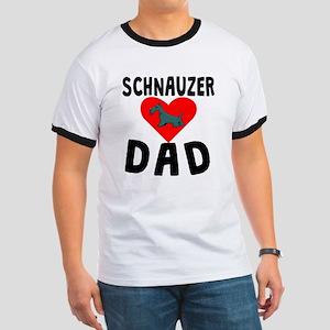 Schnauzer Dad T-Shirt