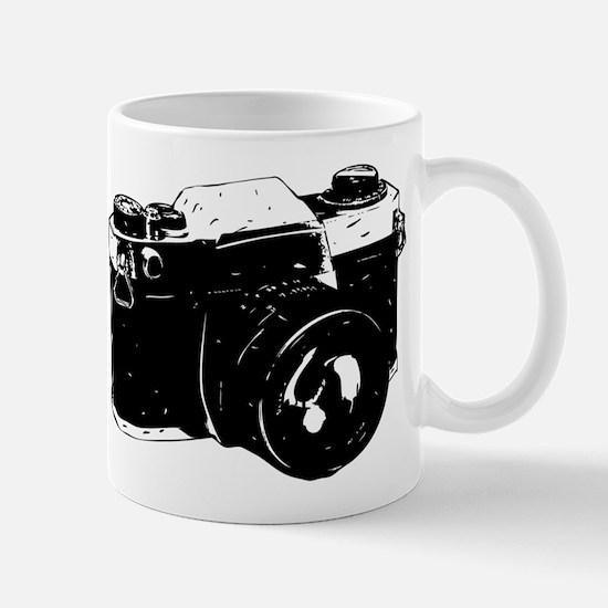 Camera Mugs