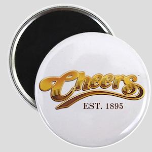 Cheers Est. 1895 Magnet