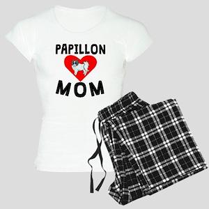 Papillon Mom Pajamas