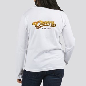 Cheers Est. 1895 Women's Long Sleeve T-Shirt