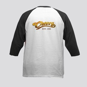 Cheers Est. 1895 Kids Baseball Jersey