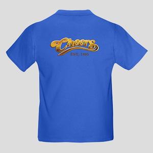 Cheers Est. 1895 Kids Dark T-Shirt
