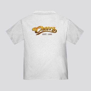 Cheers Est. 1895 Toddler T-Shirt