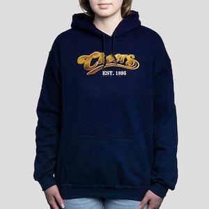 Cheers Est. 1895 Women's Hooded Sweatshirt