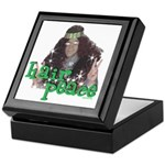 Hair Peace Keepsake Box