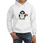 Peru Penguin Hooded Sweatshirt
