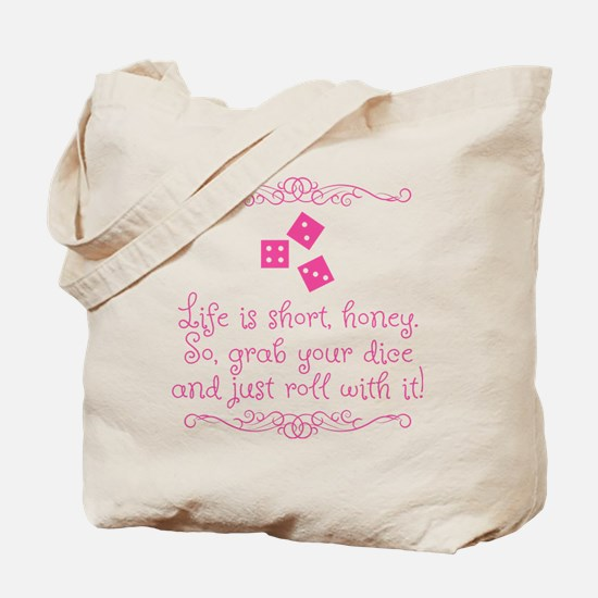 Bunco Tote Bag