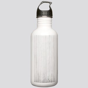 shabby chic white pin Stainless Water Bottle 1.0L