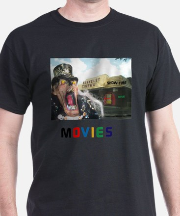 MOVIES STARRING TEETHER. T-Shirt