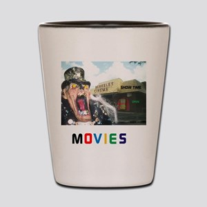MOVIES STARRING TEETHER. Shot Glass