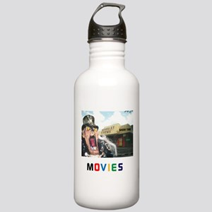 MOVIES STARRING TEETHE Stainless Water Bottle 1.0L