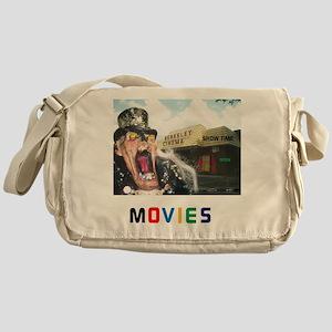 MOVIES STARRING TEETHER. Messenger Bag