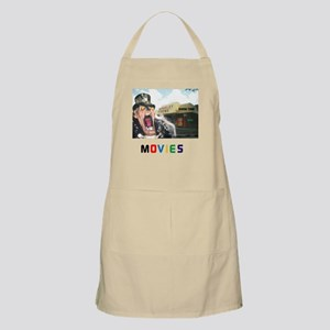MOVIES STARRING TEETHER. Apron