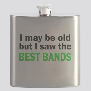 I may be old Flask