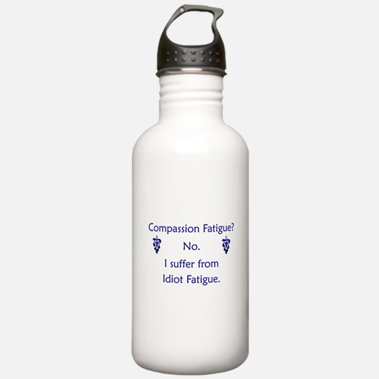 Cute Vet student Water Bottle