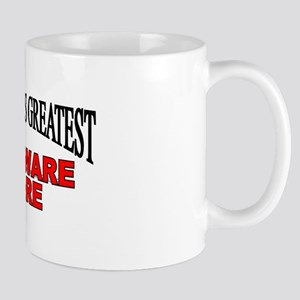 """The World's Greatest Hardware Store"" Mug"