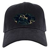 Octopus Baseball Cap with Patch