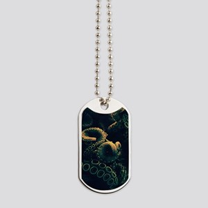 Tentacles Dog Tags