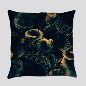 Tentacles Everyday Pillow