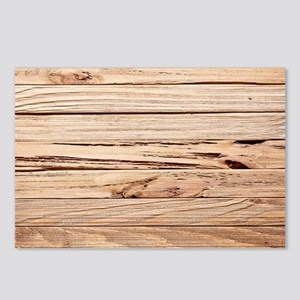western country barn wood Postcards (Package of 8)