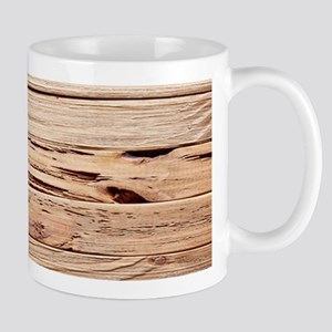 western country barn wood Mugs